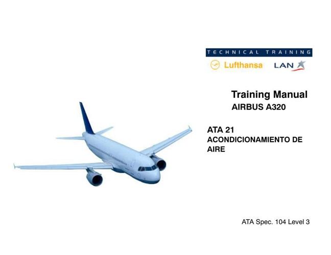 ATA 21, A320 SPANISH