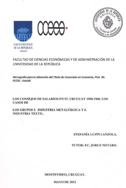 Monografías Febrero 2013