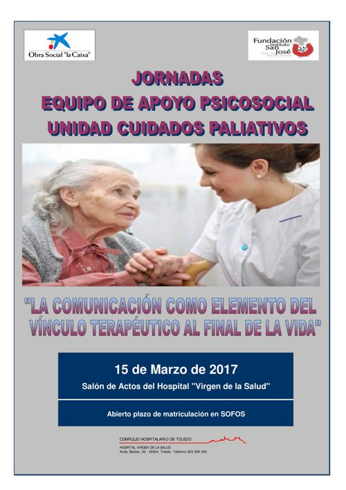 170315 Programa de cuidados paliativos