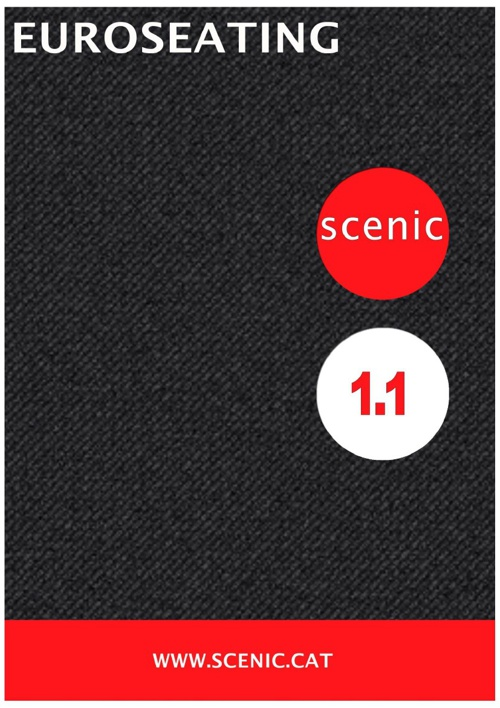 Catalogo de Tejidos Scenic 1.1