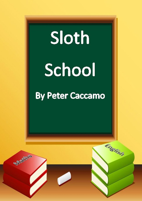 Sloth School by Peter Caccamo