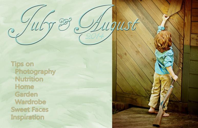 Lorelei's July/August E-Zine