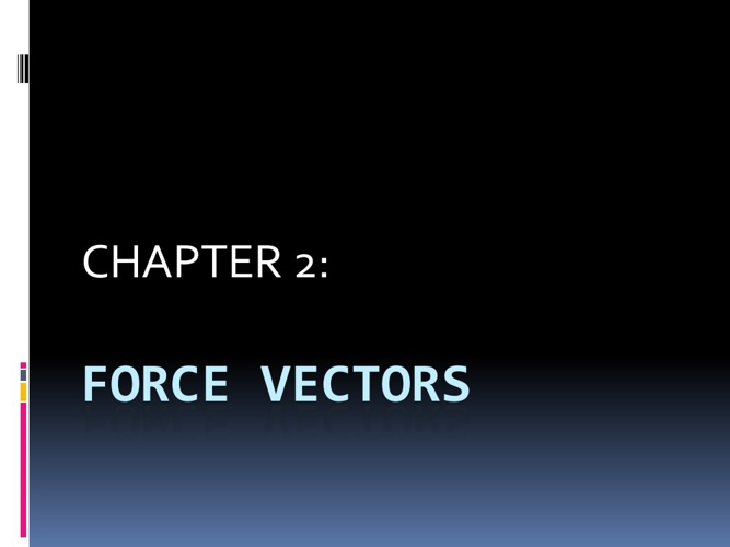 topicpic 2 : Force Vector