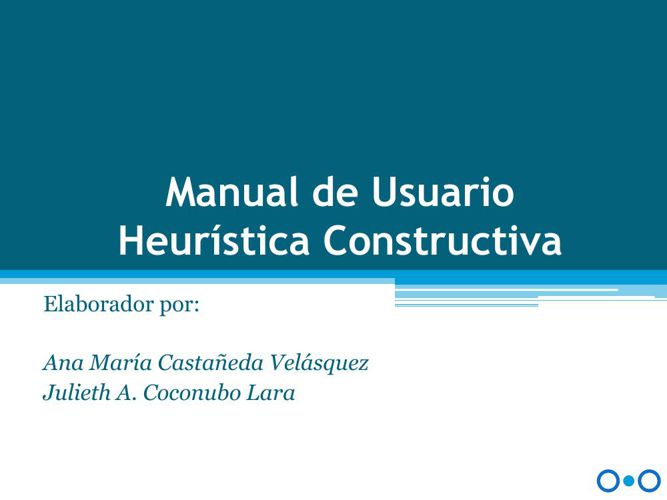 Manual de Usuario de H Constructiva