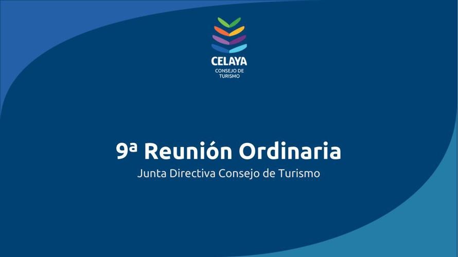 9ª Reunión Ordinaria