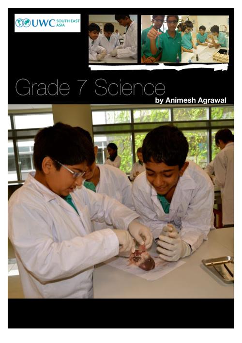 Animesh Agrawal. 7PGu. Science. Unit 1. Body Systems