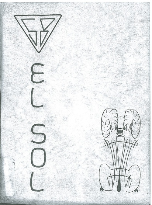 Rancho 1958 Yearbook