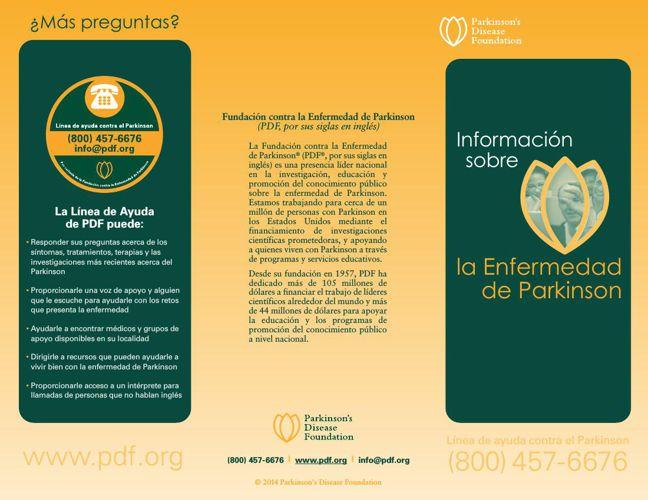 Información sobre  EP y linea de Ayuda