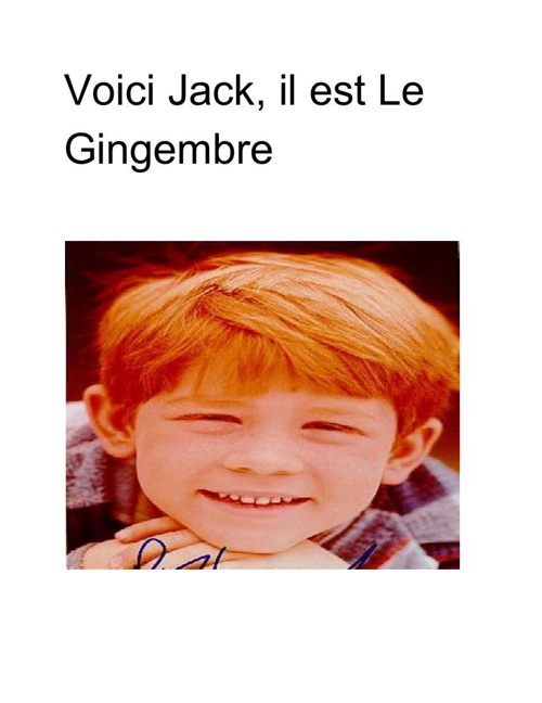 Jack The Ginger