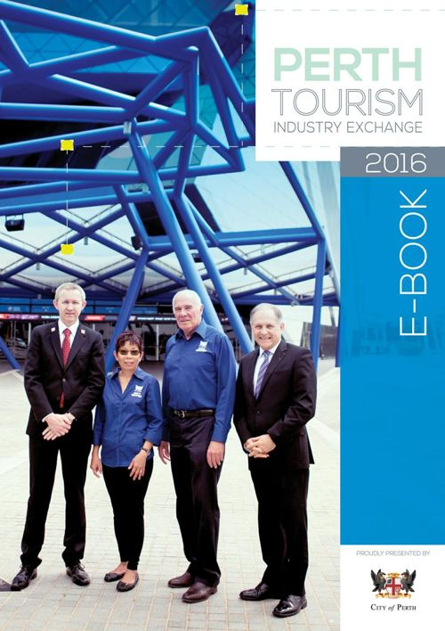 Perth Tourism Industry Exchange e-book