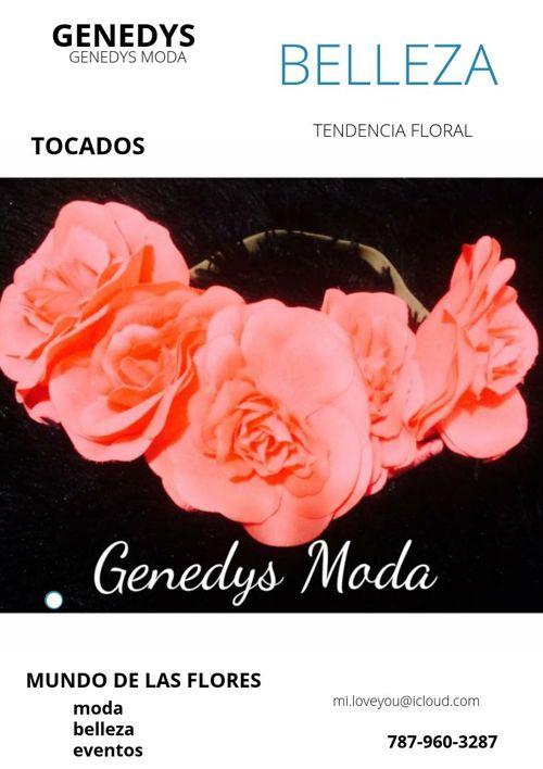TENDECIA FLORAL