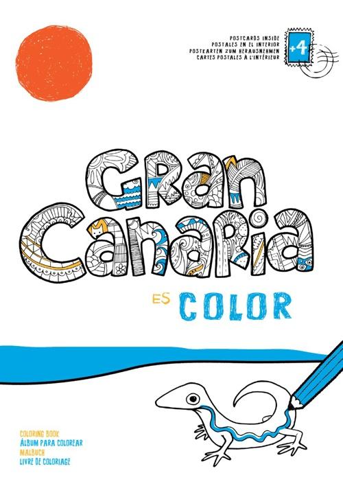 Gran Canaria es Color