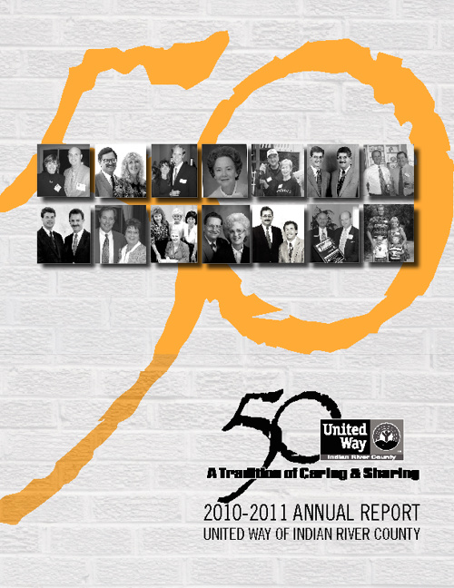 United Way of Indian River County 2010-2011 Annual Report