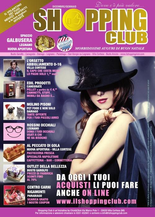 Shopping Club Dic 2013