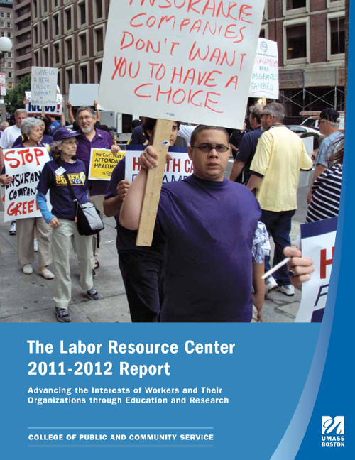 Labor Resource Center | Annual Report