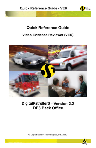 DP3 2.2 Back Office Quick Reference