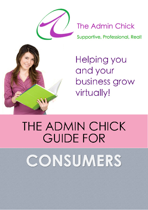 The Admin Chick Guide for Clients