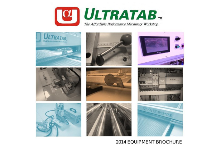 Ultratab Catalog 2014