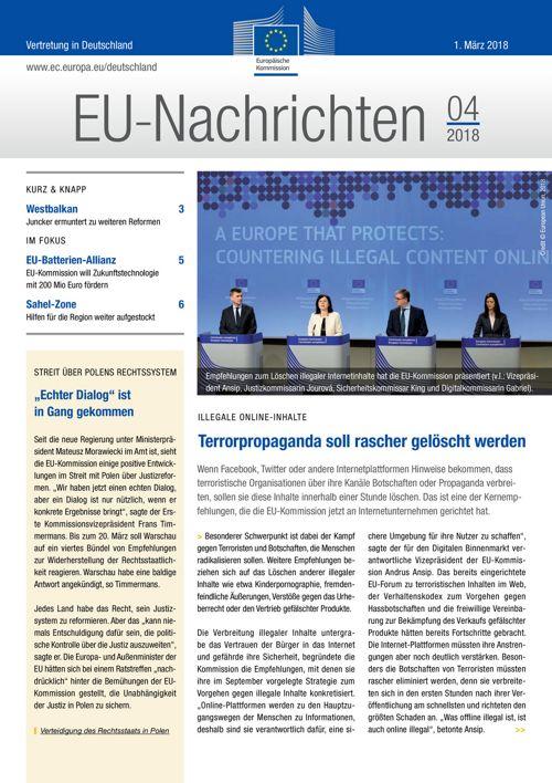 EU-Nachrichten #4