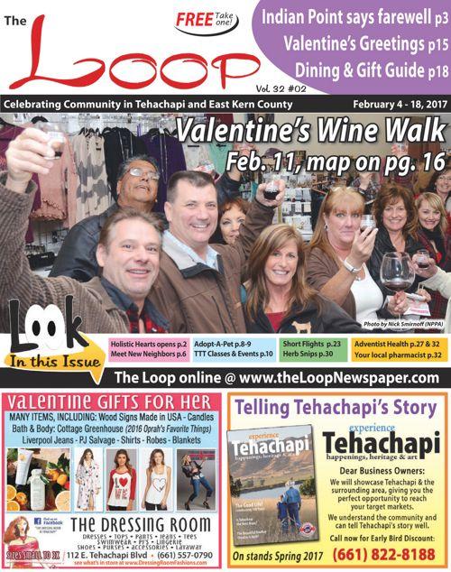The Loop Newspaper - Vol 32 No 02 - Feb 4 to 18, 2017