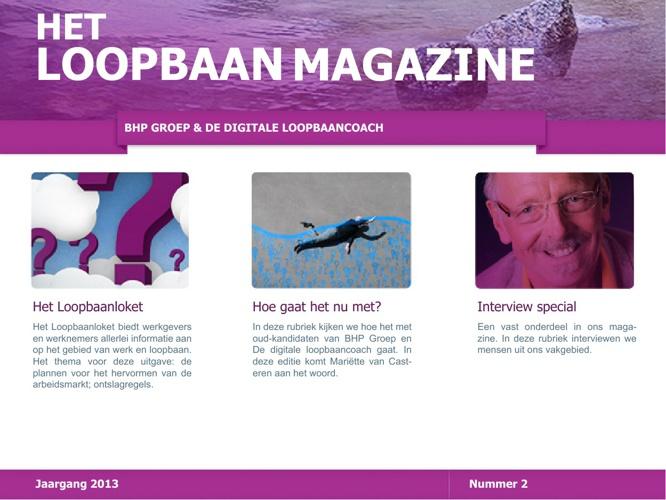 Het Loopbaan Magazine - nummer 2