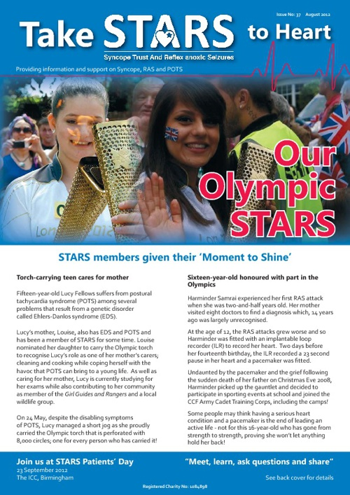 Take STARS to Heart Newsletter