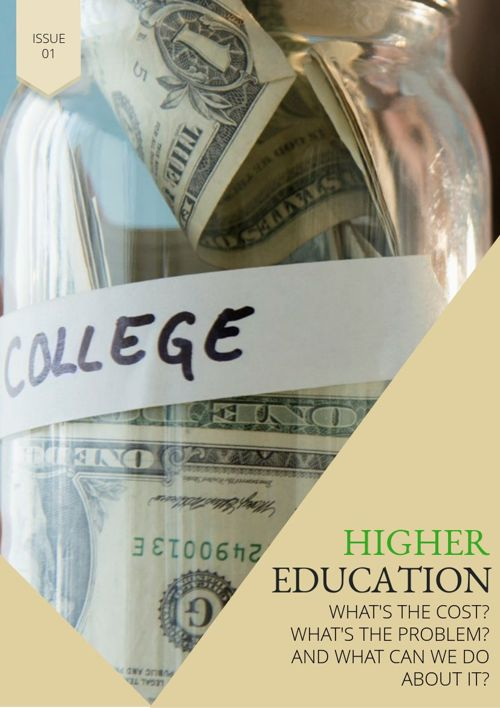 The Cost of Higher Education