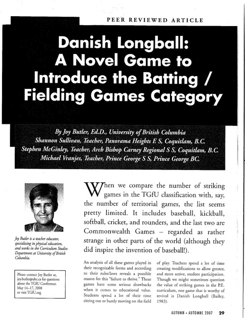 danish-longball