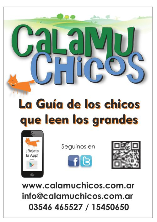 Revista Calamuchicos N°1