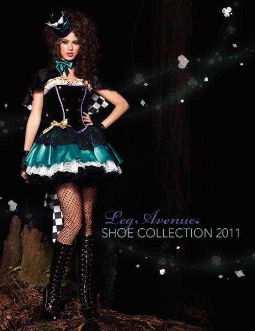 Catalogues Shoes-Leg Avenue