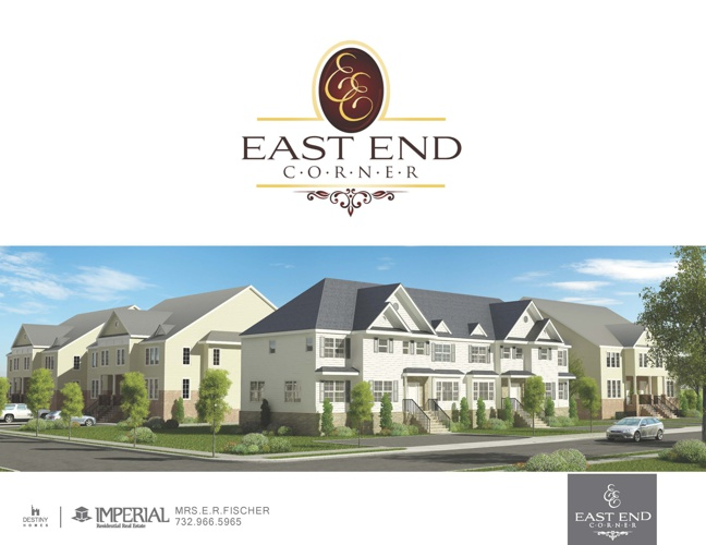 East End Corner new construction Homes Lakewood NJ 08701