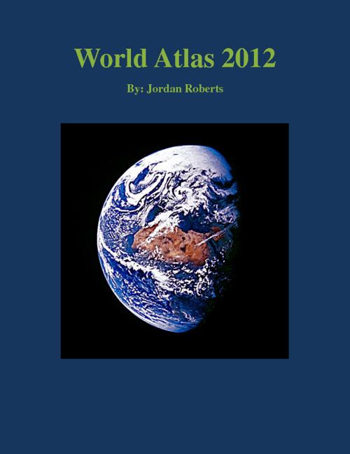 Jordan Roberts- World Atlas 2012