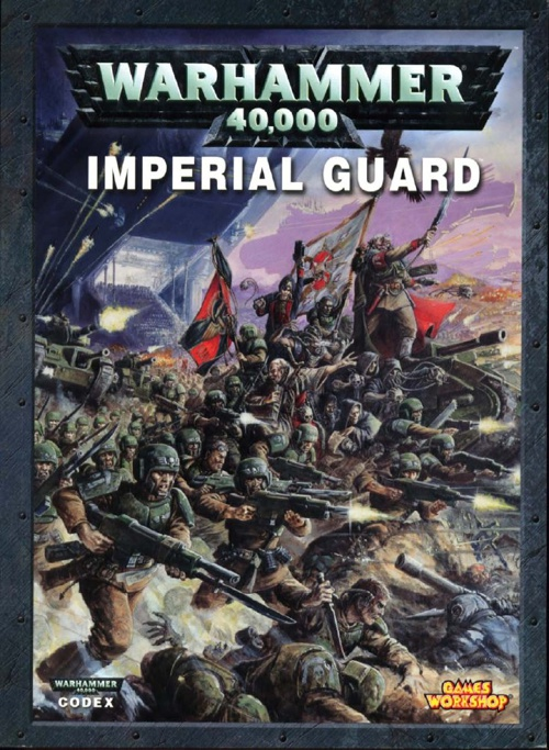 imperial guard codex