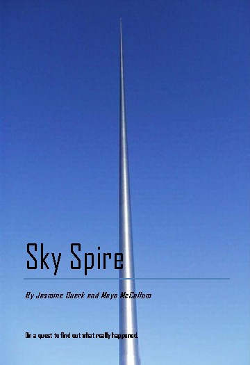 Sky Spire Chapter 1