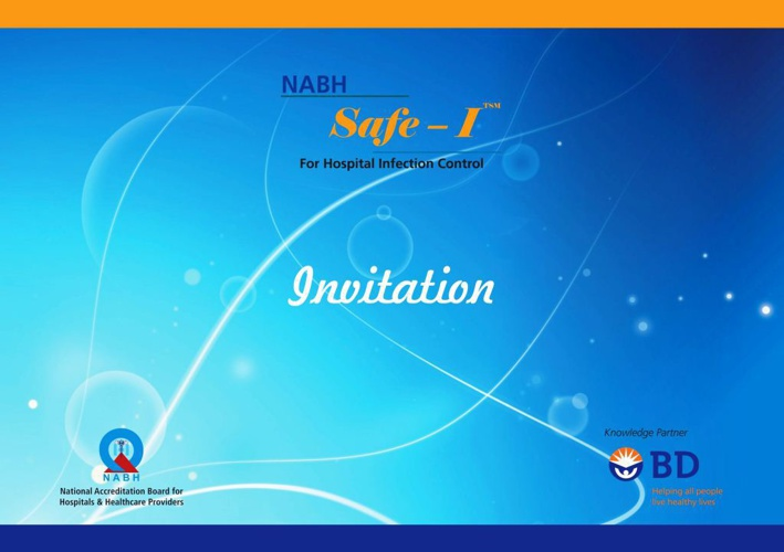 Invitation NABH SAFE-I