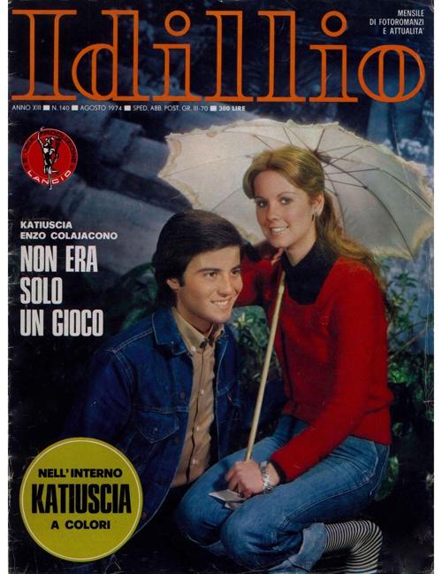 IDILLIO N. 140 (1974) - NON ERA SOLO UN GIOCO