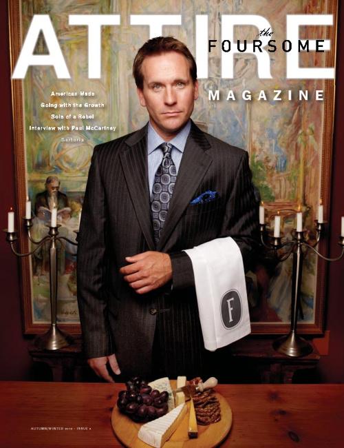 The Foursome Attire Magazine
