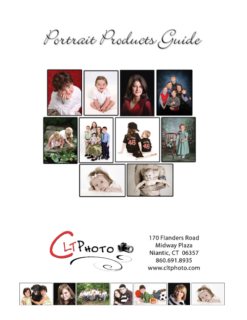 CLTPhoto Portraits Catalog