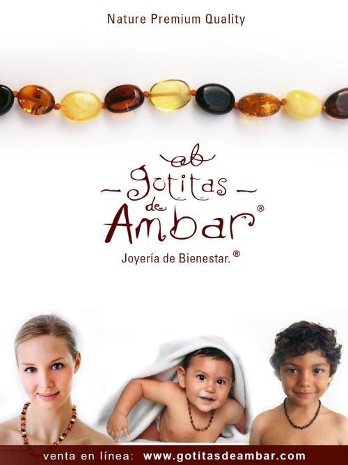 Catálogo Gotitas de Ámbar