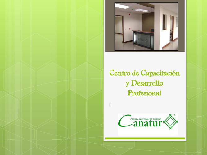 Centro de Capacitaciones CANATUR