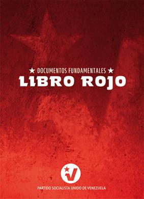Libro Rojo. PSUV