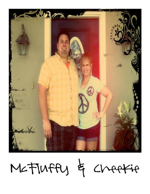 McFluffy & Cheekie