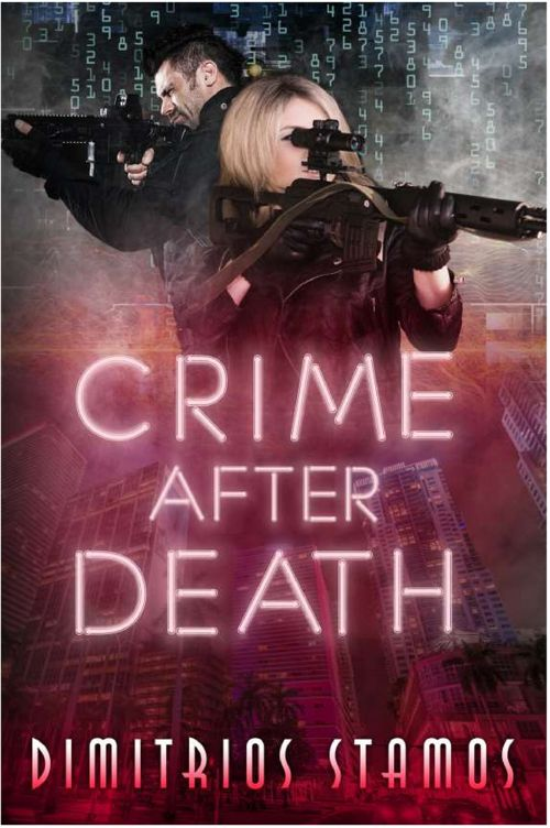 CRIME AFTER DEATH - Dimitrios Stamos