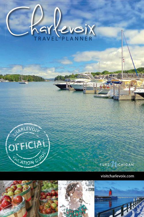 Charlevoix Travel Planner 2016