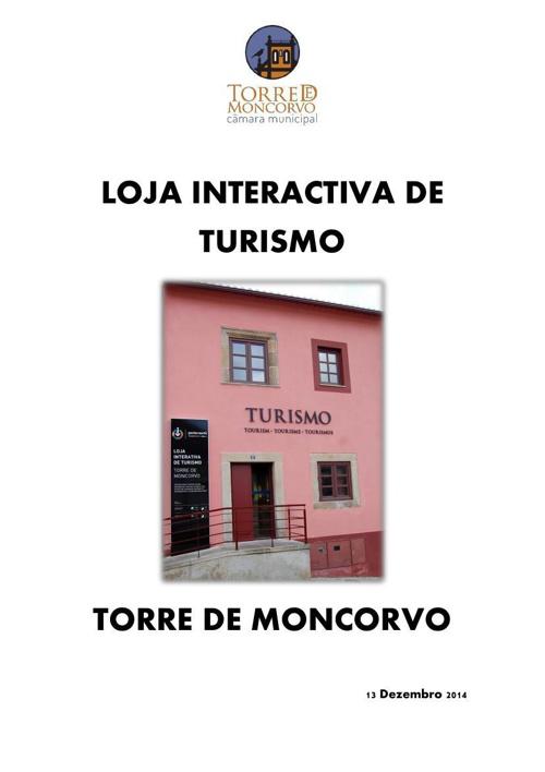 dossier imprensa Iterativa de Turismo de Torre de Moncorvo
