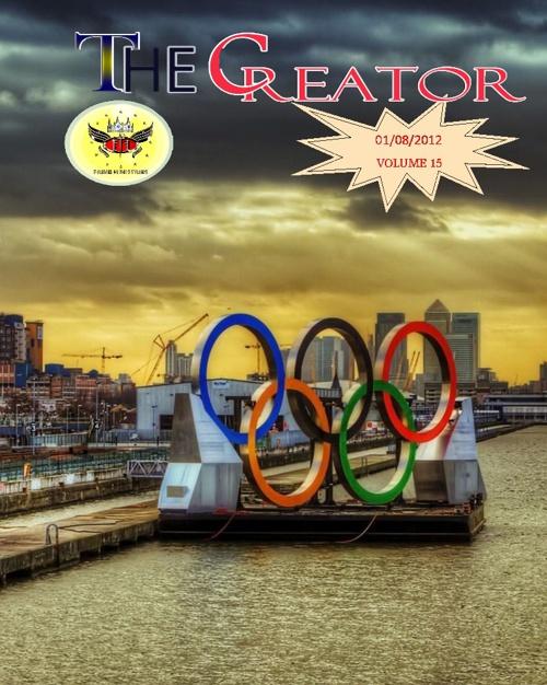 THE CREATOR 15