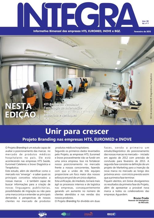 Jornal Integra 7 - INTRANET