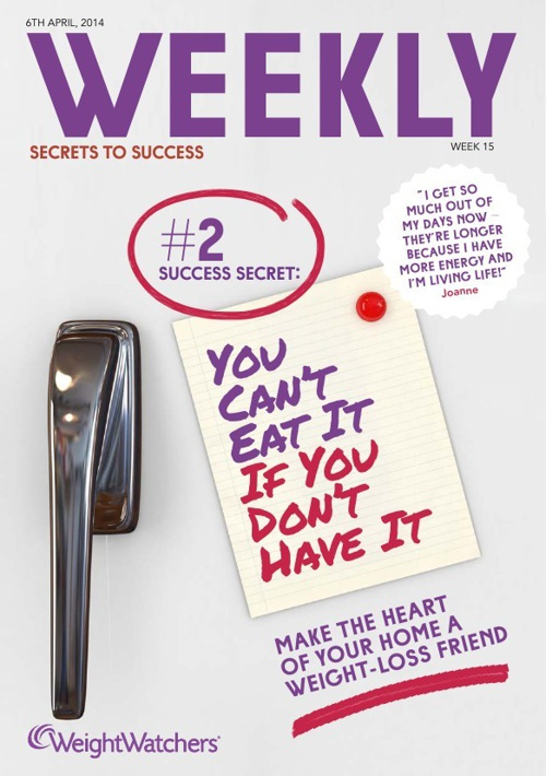 Weight Watchers Weekly Issue 15