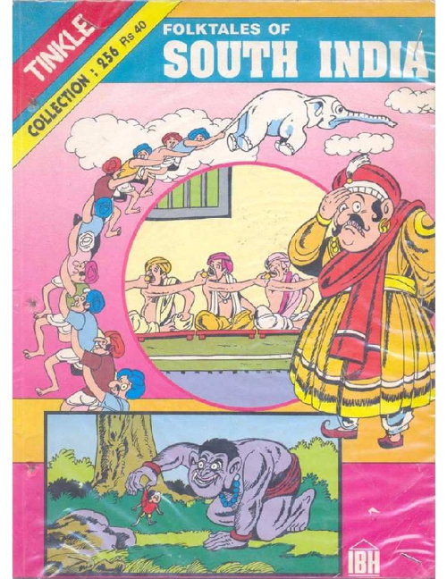 Tinkle Tales of South India