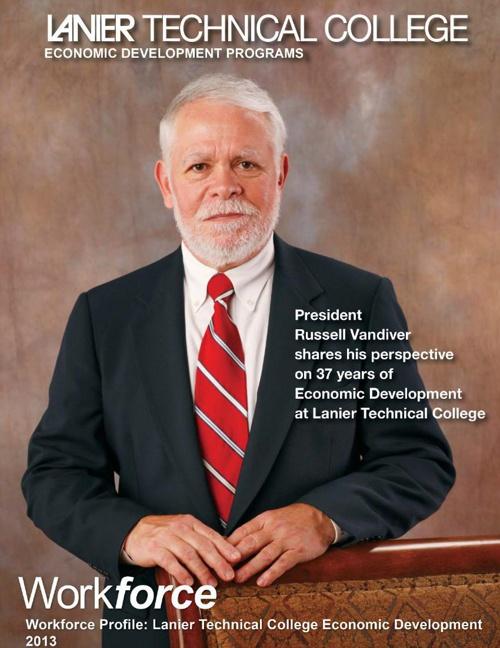 Workforce Profile: Lanier Technical College Economic Debelopment